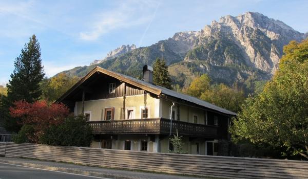 unsere Hütte in Leogang: Neuhäusl
